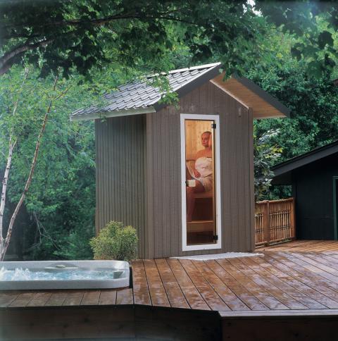 Outdoor Saunas Socal Sauna