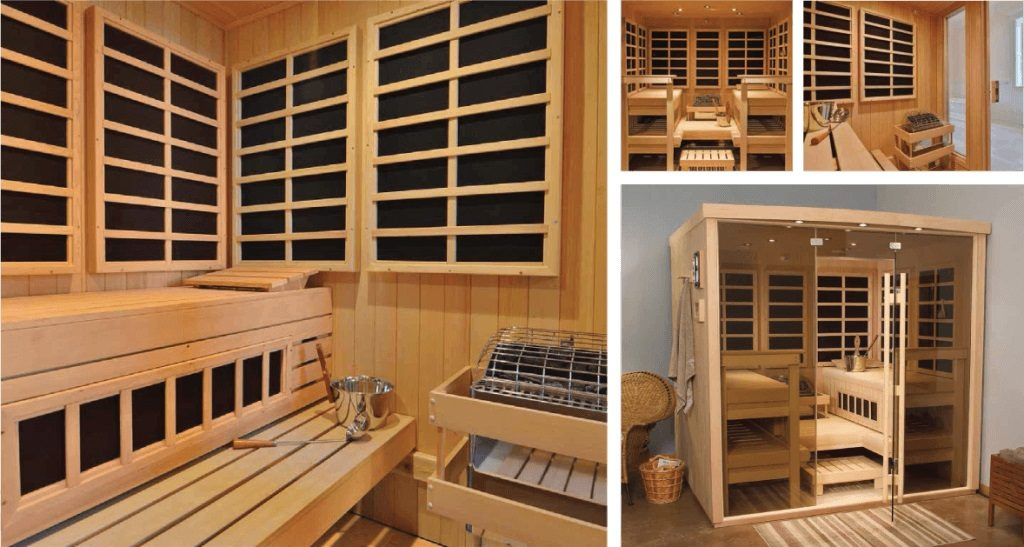 About Helo Sauna - Socal Sauna